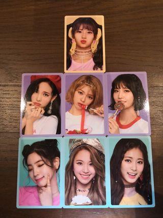 WTS What is love? Twice Photocard!