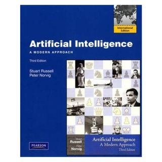 🚚 Artificial Intelligence: A Modern Approach, Global Edition (3rd) [Hardcover]