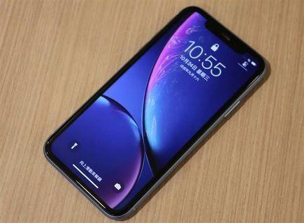 🚚 Apple Iphone XR 藍 128G 全新 公司貨
