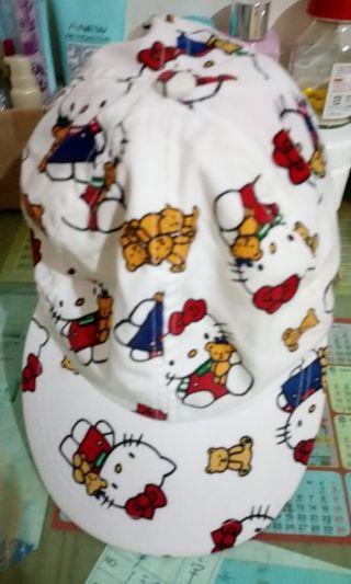 🚚 二手Kytty凱蒂貓帽子
