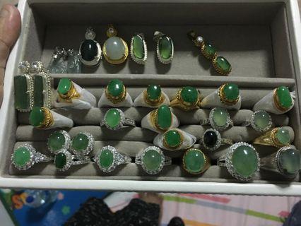 Burma Jadeite Jade Grade A Sales  -