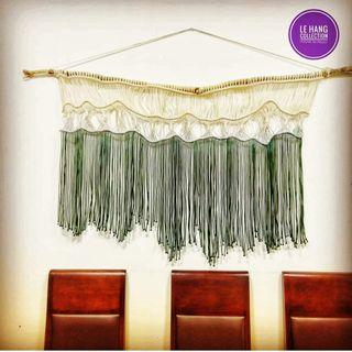 💚Large Macrame Wall Hanging💚
