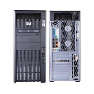 HP Z800 Workstation 2x 6-Core X5650 #2.6Ghz 64GB DDR3 RAM New 240GB SSD nVidia 4000 2GB Win 10 Pro Refurbished
