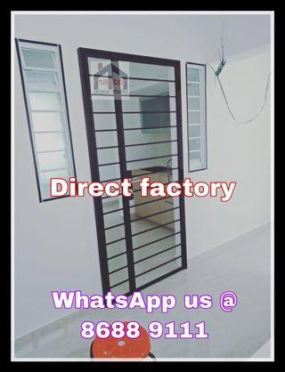 Wrought Iron Gate And Grilles 94892025