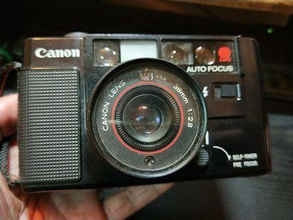🚚 Canon af35m 古董相機
