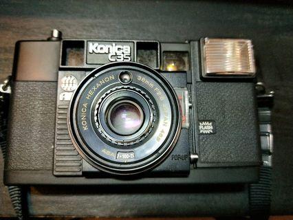 🚚 Konica c35古董底片相機