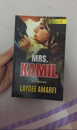 MRS KAMIL - Laydee Amarfi