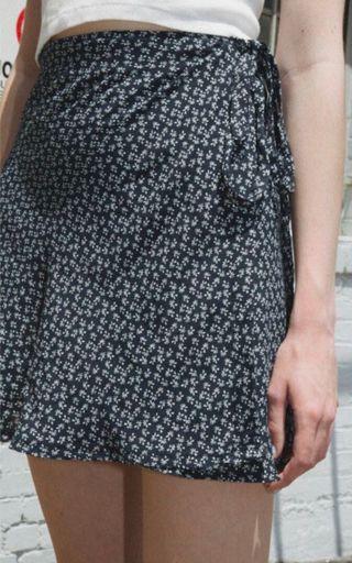 Brandy Melville Wrap Skirt
