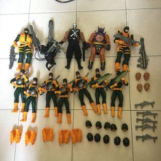 Marvel legends hydra soldier lot