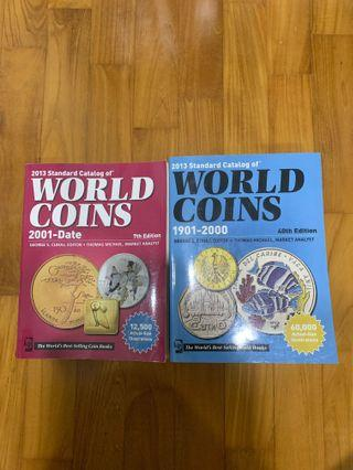 🚚 Coin catalogs [Year 1901-2000 and 2001-2013]