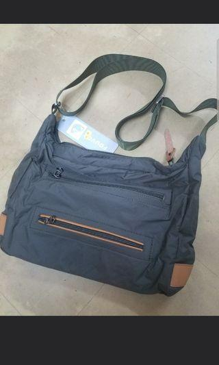 100%new cross body bag