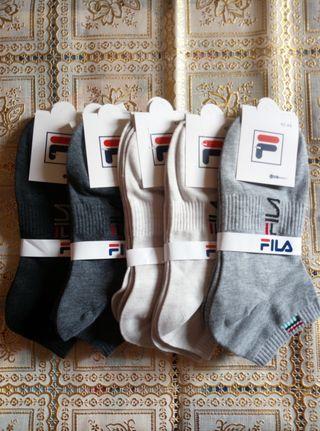 🚚 🆕 FILA中性襪子*10雙