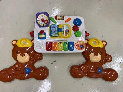 Vtech 幼兒玩具枱