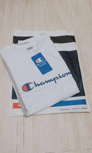 🚚 正品Champions 冠軍短T