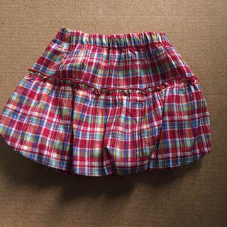 <new> Tartan Skirt