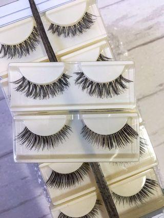 False Eyelashes Falsies