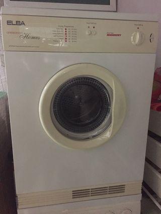 Good Condition Elba Dryer
