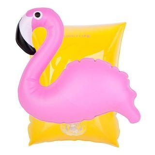 Flamingo swimming armbands (inflatable)