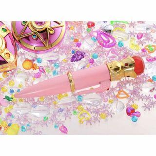 Bandai Sailor Moon 20th Anniversary Exclusive Product Light Up Transformation Pen Collectible