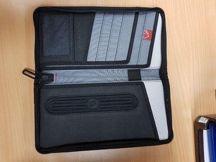 Passport & card organizer