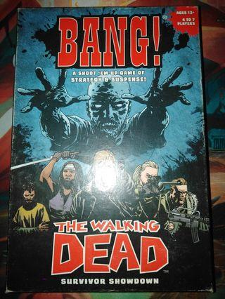 Bang!: The Walking Dead card game