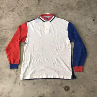 Vintage rugby polo