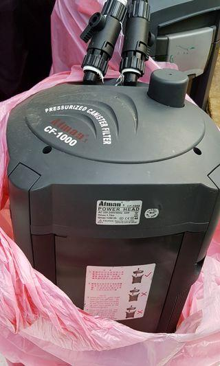atman cf1000 canister only