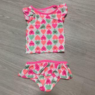 🚚 Carter's swim suit 12m