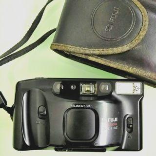 FUJI DL-18 TELE DATE 菲林相機