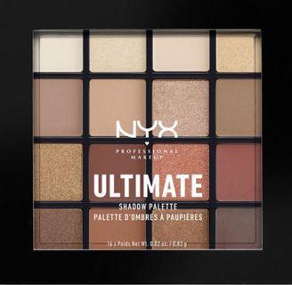 N.Y.X ultimate Shadow Palette