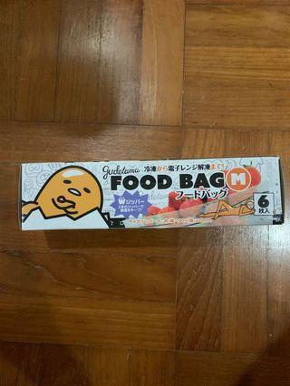 🚚 Gudetama Food Bag