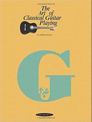 🚚 The Art of Classical Guitar Playing (Charles Duncan)