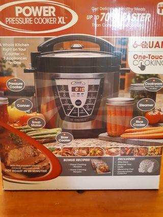 Pressure and Slow Cooker $85OFF 6 quart