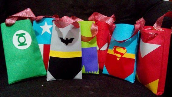 🚚 Goodie bags