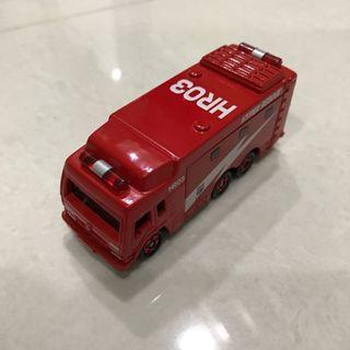 Takara Tomy Super Ambulance