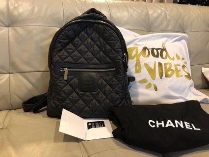 Chanel cocoon backpack