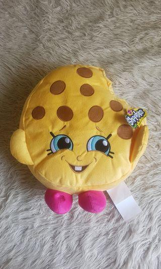 Shopkins Kooky Cookie Pillow