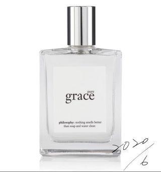 肌膚哲理純淨優雅淡香水