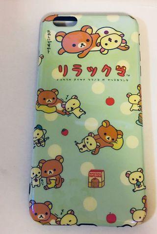 輕鬆小熊鬆弛熊電話殼 iPhone 6s Plus