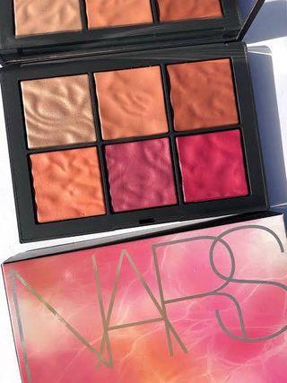 Nars Exposed Cheek Palette