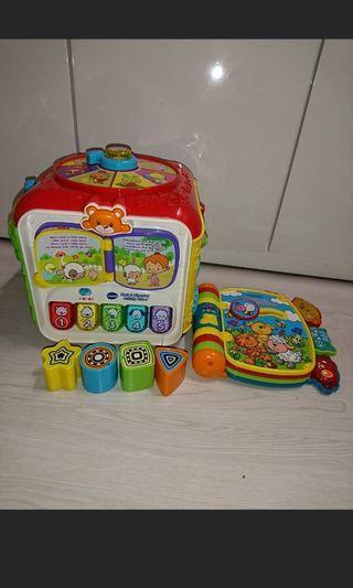 Vetch 玩具