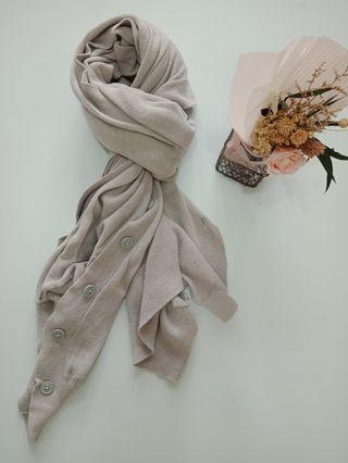 Lativ針織多功能圍巾