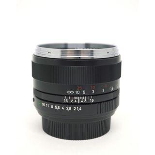 Carl Zeiss Planar T* 50mm f/1.4 ZK MF Lens For Pentax