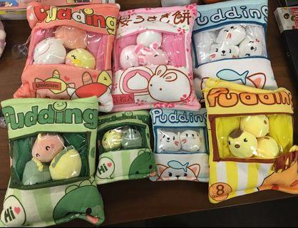 🚚 7) Soft toy