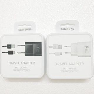 Charger Samsung Original type C Fast Charging