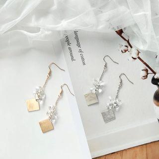 Classic Earring (Silver -NEW)
