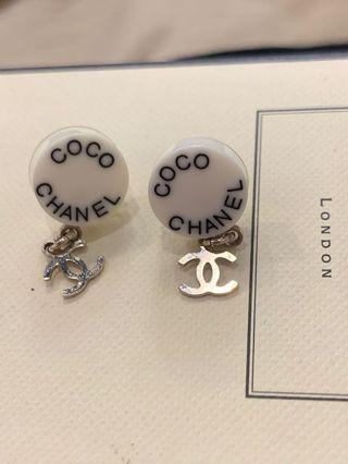 真品Chanel 耳環