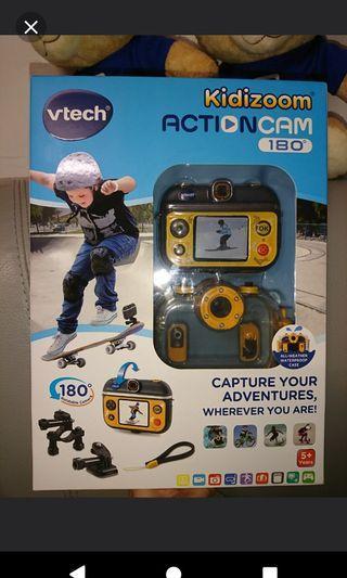 vtech儿童相机攝彔机