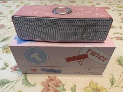 Twice x LG Bluetooth Speaker