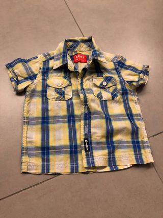 Miki short sleeve shirt